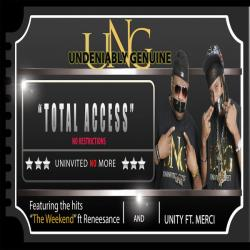 UNG - Total Access - Cover