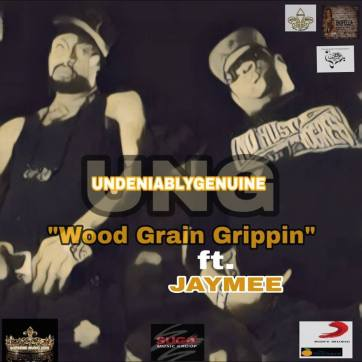 Wood Grain Grippin - Cover