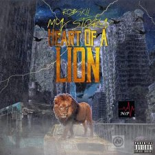 Rob Skii - Heart Of A Lion - Front
